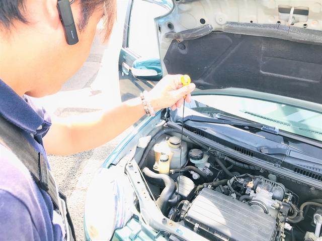 【エンジン洗浄1】先ずはオイルを抜き出し