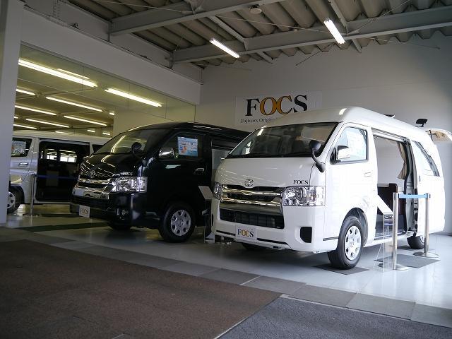 (株)フジカーズジャパン 新潟 キャンピングカー専門店(1枚目)