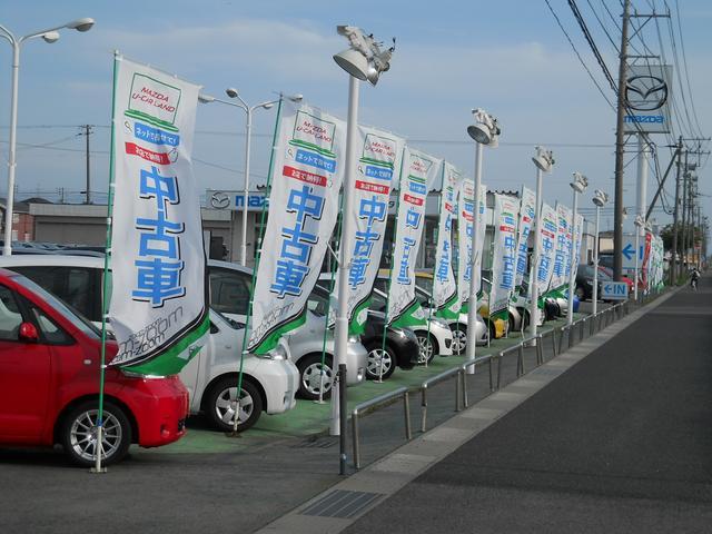新潟マツダ自動車(株) 白根ユーカーランド