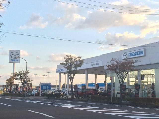 新潟マツダ自動車(株) 亀田ユーカーランド