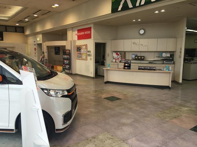 東日本三菱自動車販売(株) 三条店(2枚目)