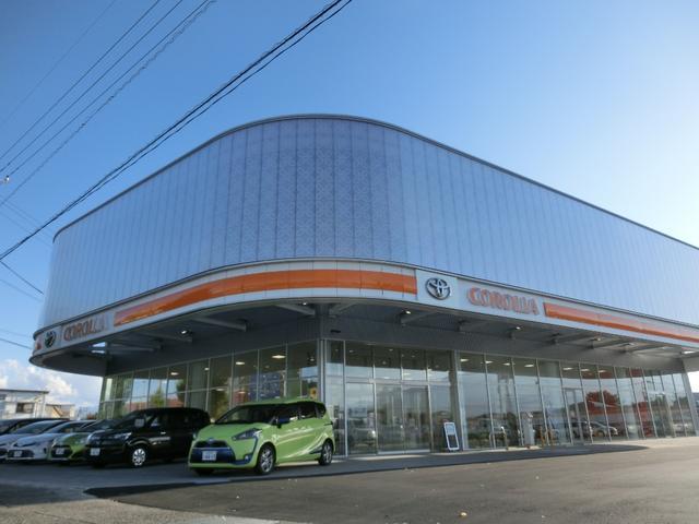 トヨタカローラ山梨(株) 甲府U-Carセンター(1枚目)