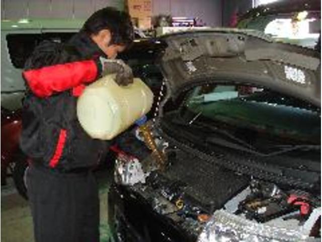 メンテナンス状況のわからない車は販売いたしません!当社ならではの安心感をお届けしたいと考えています!