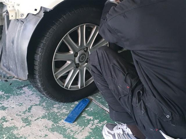 大切なお車で気になる箇所・部分があればお気軽にご相談下さい。
