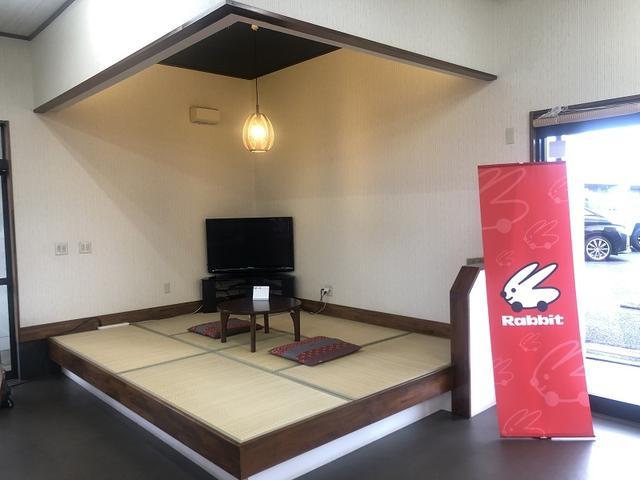ラビット新潟小新インター店 ONE&PEACE(株)(4枚目)