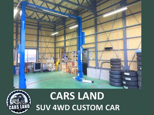 4WD・SUV専門店 CARS LAND カーズ新潟自動車販売(株)(3枚目)