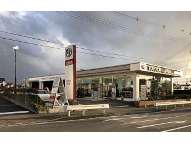 新潟トヨタ自動車(株) 青山店(1枚目)
