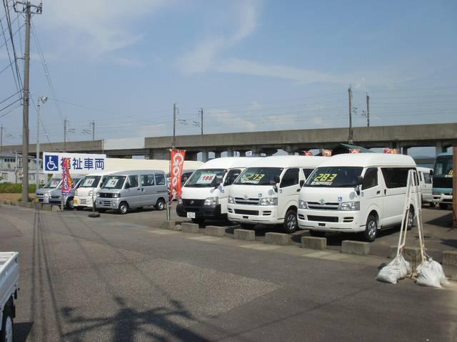 福祉車両のこまつ (株)オートモティブコマツ(2枚目)