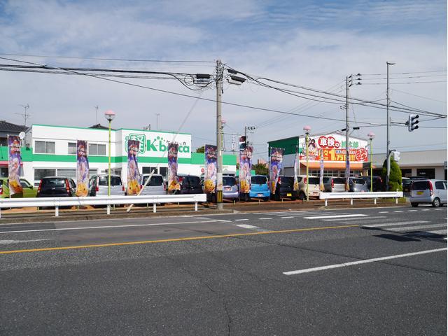 ケイバッカ軽39.8万円専門 空港通り店 (株)川内自動車(1枚目)