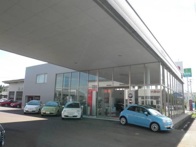 アルファロメオ新潟 フィアット/アバルト新潟