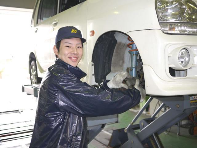 普通車 新車・中古車専門店 ビックカードームタンポポ(株)川内自動車(5枚目)