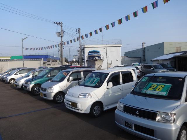 写真:新潟 長岡市カーショップフィット car shop Fit 店舗詳細
