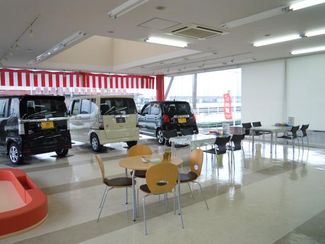 Honda Cars 越後中央 U-Select越後中央 (株)ホンダ販売越後(4枚目)
