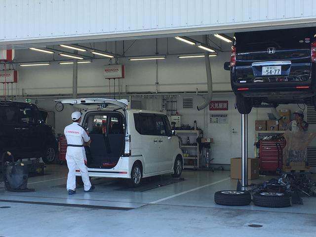 Honda Cars 愛媛 新居浜萩生店(3枚目)