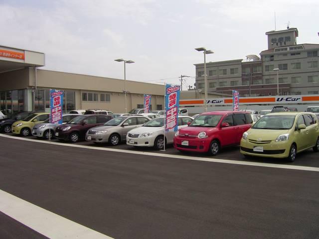 トヨタカローラ香川 善通寺インター店(2枚目)