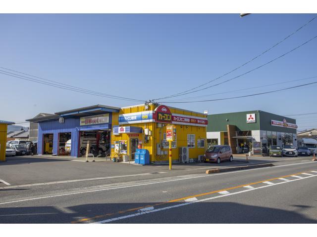 愛媛県伊予市の国道56号線から県道23号線へ曲がっていただき、2kmほど進んだ先の右手にございます!
