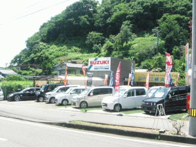 YOKOHAMA AUTO ヨコハマオートの店舗画像