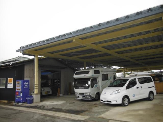 さぬき市津田町の本社展示場です☆電気自動車充電設備も完備!EV車大歓迎です♪