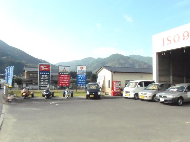 「徳島県」の中古車販売店「安宅自動車  MIYOSHI BASE」