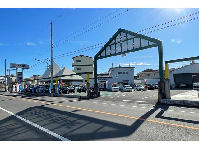 徳島トヨペット(株) マイカーステージの店舗画像
