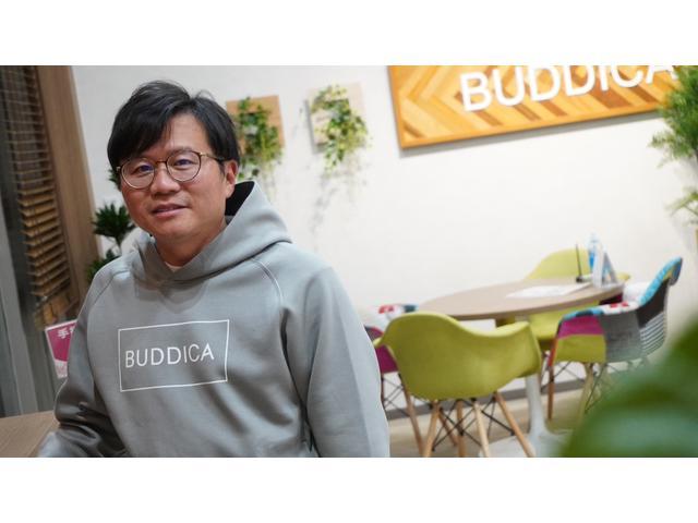 株式会社 BUDDICA 主任 松波 大