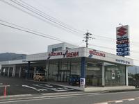 (株)スズキ自販徳島 アリーナ鴨島