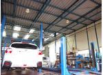 車検は安心・安全の四国運輸局 指定工場の当店にお任せ下さい。