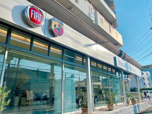 横浜横須賀道路、日野インターから程近く、地下鉄・港南中央駅からも近い便利なロケーションです。