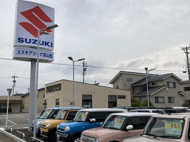 (株)スズキ自販富山 スズキアリーナ富山西 / U's STATION富山西(1枚目)