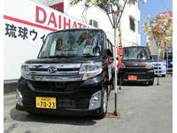 琉球ウィズオートでは新車販売も実施中!!全メーカー全車種 低金利のATB100での販売を推奨してます