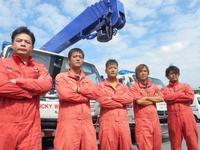 整備、修理、板金、車販はもちろんの事、レッカーサービス業務もお任せ下さい!