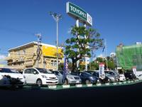 沖縄トヨペットはトヨタの安心中古車T-Value取扱い店です。