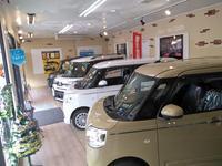 軽自動車専門店です!厳選された新車、中古車をご用意しております