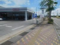 沖縄トヨタ八重山支店です!!八重山のおクルマのご相談は是非当店で宜しくお願い致します!!