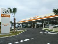 カローラ浦添店は新車・中古車・サービスのことなら何でもサポート致します。