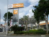 国道58号線沿いの大きな店舗です。オレンジの看板を目印にご来店下さい。