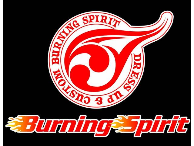 Burning Spirit(1枚目)