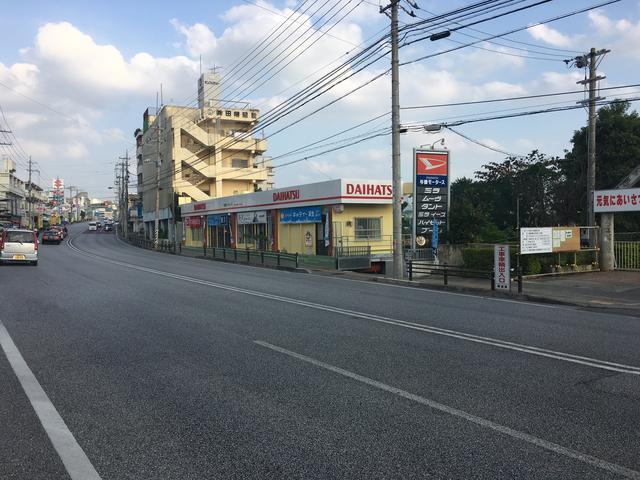 写真:沖縄 那覇市与儀モータース 店舗詳細