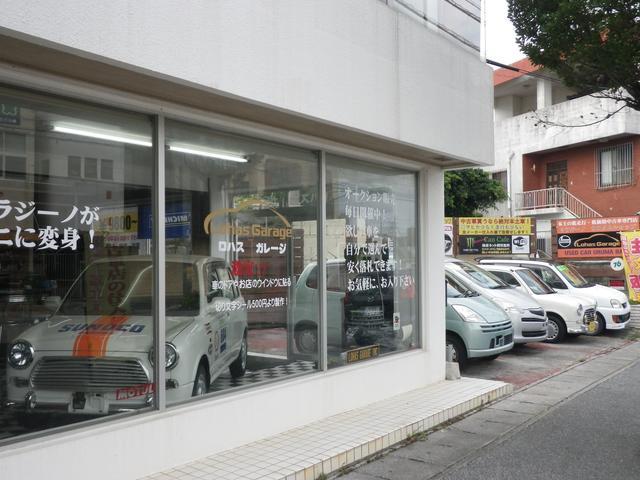 ミラジーノのカスタムと修理のお店 ロハスガレージ