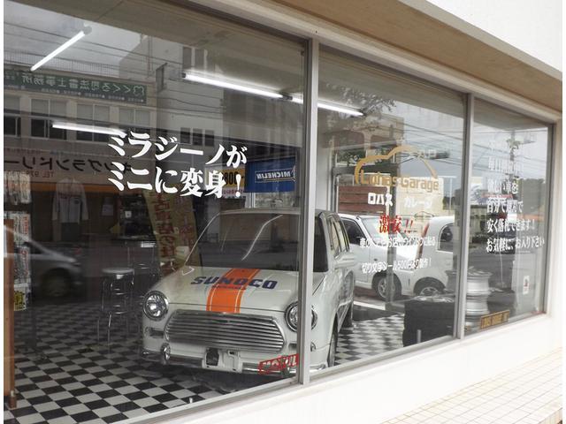 ミラジーノのカスタムと修理のお店 ロハスガレージ(3枚目)