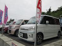 新車販売してます(^^)スズキ・ダイハツ☆
