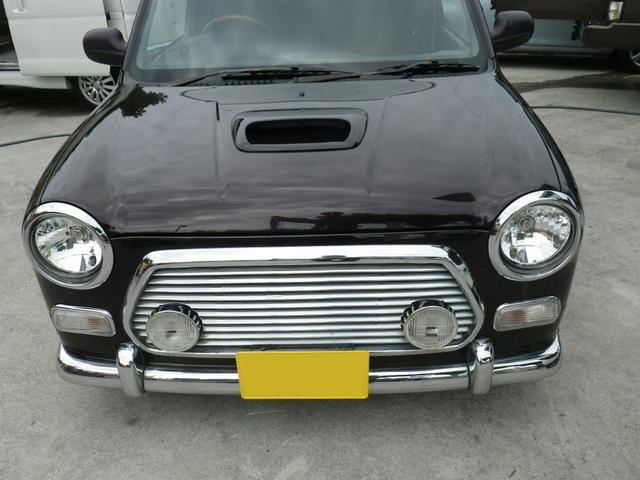 ミラジーノや軽自動車カスタムを得意としております!他社でご購入のお車も対応致します!