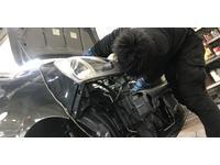 購入後も自社工場完備ですので安心です。オイル交換から大きな修理までカーサポートHIDEにお任せ下さい