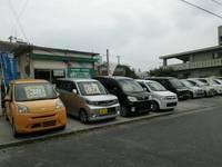 沖縄の中古車販売店ならゆいCars4丁目店