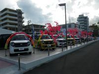 試乗車UPやレンタカーUP車も多数展示中!!