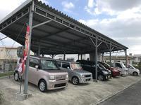 沖縄の中古車販売店 カーショップ具志