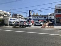 長田交差点330を普天間方面へ200メートル右手にございます!