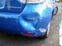 車検の他にも板金・塗装もやってますので、万が一の事故の際はお任せ下さい!(安全運転で♪)