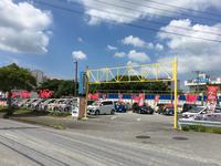 名護市大北に移店オープンしました!kentas'43です★軽自動車〜常用車まで取り扱っております。