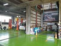 指定工場完備です、安心のカーライフは万全の整備から、お客様の安全をお約束します♪